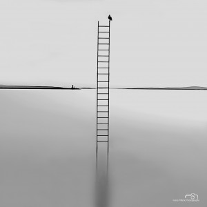 Stairway to heaven II - 2014 - FIAP Ribbon HM ( Fédération Internationale de l'Art Photographique - Honorable Mention) - 1st Egypt International Biennale for Photographic Art 2013