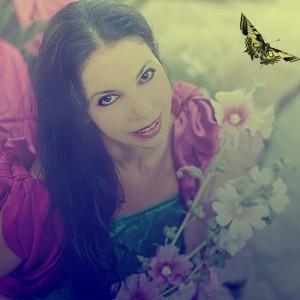 Butterfly Woman IV