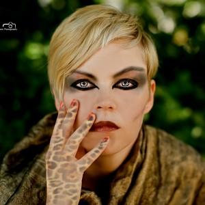 Leopard Woman I