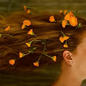 Marigold Woman I