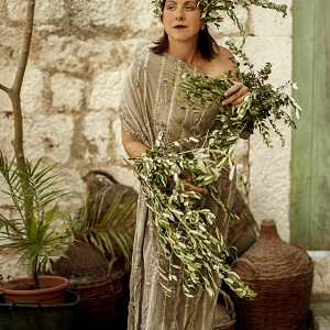 Olives Woman I