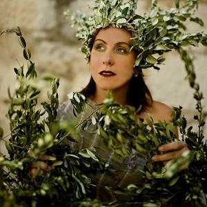 Olives Woman II