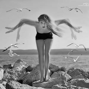 Seagull Woman