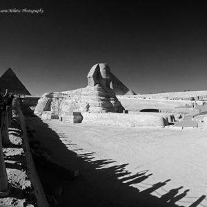 Giza Pyramids I
