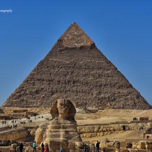 Giza Pyramids VII