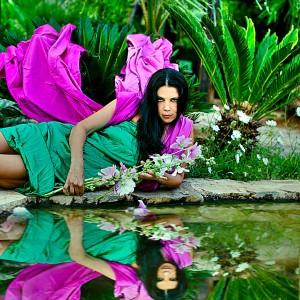 Butterfly Woman II