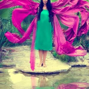 Butterfly Woman III