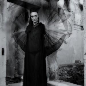 Crow woman I