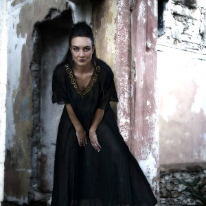 Crow woman II