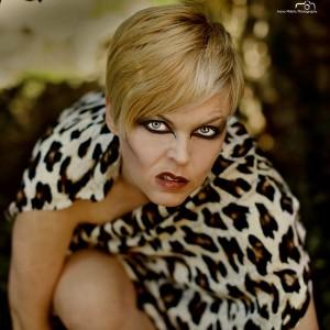 Leopard Woman II