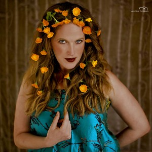 Marigold Woman II