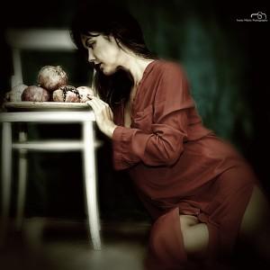 Pomegranate Woman II