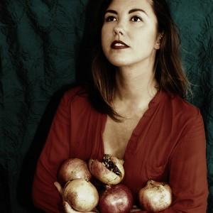 Pomegranate Woman III