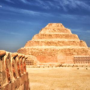 Giza Pyramids IX