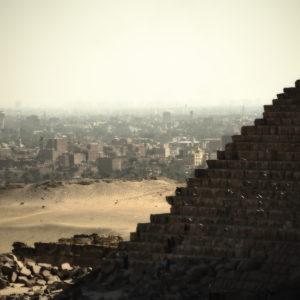 Giza Pyramids VI